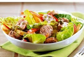cuisine toulousaine salade toulousaine à la saucisse cuisine toulousaine et occitane