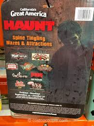 Californias Great America Halloween Haunt 2015 by Gift Cards