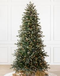 Plantable Christmas Trees Columbus Ohio by Artificial Christmas Trees On Sale Balsam Hill