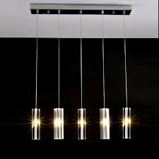 hanging dining room l led pendant lights modern kitchen ls