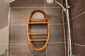 destiny teakregal badezimmer regal duschregal tisch teak