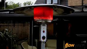 Mainstay Patio Heater Troubleshooting by Glow Warm 13kw Patio Heater Bbq Gas London Youtube