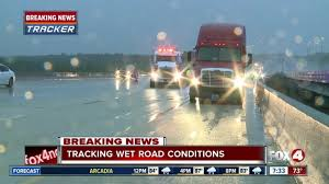 Tractor Trailer Crash Slows Northbound I-75 In Fort Myers - YouTube Semi Crashes Catches Fire On I75 In Rockcastle County Fiery Crash Prompts Closing Oh My God Watch This Youtube All Lanes Open On After Wuft News Wtspcom Three Killed Serious Crash North Port Fatal Collision Volving Motorcycle Semitruck Ocala Post Leaves Two Dead And One Semi Truck Accident Truck Driver Survives Falls Off Rouge River Bridge Clear Early Morning Accident Daniel Loople Dies Mangled Metal Mess Closes Northbound For Hours