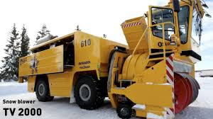 100 Snow Blowers For Trucks We Probably Could Have Used This Worlds Biggest Blower During