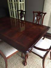 Thomasville Dining Room Chairs Discontinued by Thomasville Dining Sets Ebay