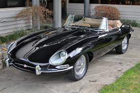 1964 Jaguar XKE Convertible Cars Pinterest