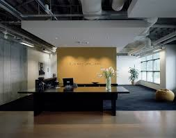 Law Office Reception Design Modern Space