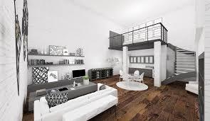 100 Urban Loft Interior Design On Behance