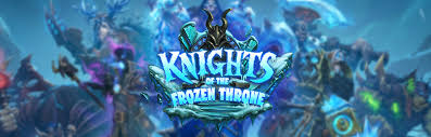what should we expect from the knights of the frozen throne