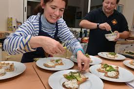 cours cuisine lorient cours et stages avec le chef nathalie beauvais cours de cuisine