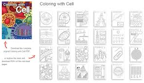 Get To Know More About These Exciting Materials Learn How The Cell Press Team Developed And Created Coloring Comic Books Find Out What They