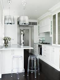 Beautiful Kitchen Design Ideas To Inspire You Modern White With Black Floor And