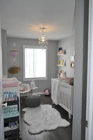 pink and grey chevron nursery room ideas