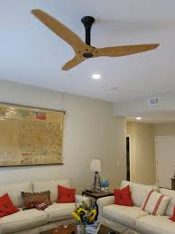 haiku ceiling fan in caramel bamboo residence of clark m