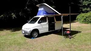Mazda Bongo Custom Camper Campervan Conversion With Pop-top - Sold ... Inflatable Awning Cocoon Breeze Fit Up To Outdoor Revolution Outhouse Xl Handi Amazoncouk Sports Outdoors Not A Brief Introduction Mazda Free Standing Motorhome Camp Site Near With Sides Bongo Frame Caravan Camping Stock Photos Items Cafree Buena Vista Room Fits Traditional Manual Arb Cvc Fitting Kit 1980 Onwards Low Drive Away Camper Cversion Slideshow Sold Youtube