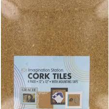 cork tiles hobby lobby