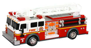 Fire Truck Pictures - Amazon Com Toy State 14 Rush And Rescue Police ...