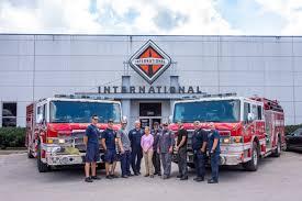100 Cumberland Truck Equipment Fire Apparatus International Lease