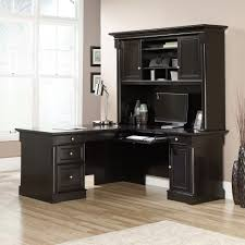 Shoal Creek Desk With Hutch by Palladia L Desk With Hutch Ps1122 Sauder