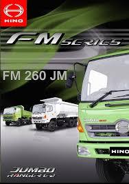 100 Fm Truck Sales Hino FM 260 JM Dan Bus Hino Authorized Dealer