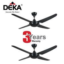 Panasonic Ceiling Fan 56 Inch by Kronos Deka F5 4p Ceiling Fan With Remote Control 4 Blade 56