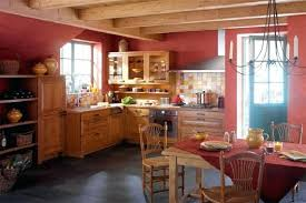 Red Country Kitchen New Ideas Red Country Kitchen Designs French