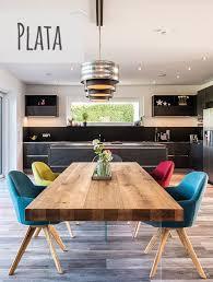 offene küche esszimmer stadtvilla plata offene