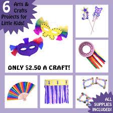 Crafts For Girls Easy Kids Preschoolers