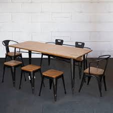 Tolix Style Dining Sets Rectangular Table & Chairs Onyx Matt Black ... Korean Style Ding Table Wood Restaurant Tables And Chairs Buy Small Definition Big Lots Ashley Yelp Sets Glamorous Chef 30rd Aged Black Metal Set Ch51090th418cafebqgg 61 Tolix Rectangular Onyx Matt Chair Fniture Side View Stock Vector The Warner Bar In 2019 Fniture Interior Indoors In Vintage Editorial Photography Image Town Quick Restaurant Table Chairs Bar Cafe Snack Window Blurred Bokeh Photo Edit Now