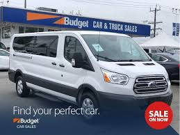 Used 2017 Ford Transit Passenger Wagon 15 Passenger, Only 15,105 Kms ...