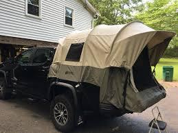 100 Canvas Truck Tent Kodiak ZR2zonecom
