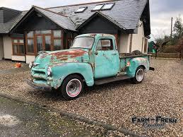 100 Chevy Hot Rod Truck Home Farm Fresh Garage Ltd Classic American Shop Rat S