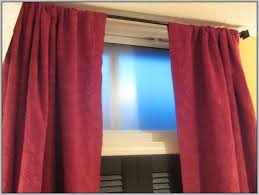 Red Curtains Living Room Ideas by Basement Curtain Ideas Basement Window Curtains Style Window