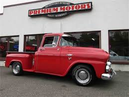 1959 GMC Pickup For Sale   ClassicCars.com   CC-1028098 Tci Eeering 51959 Chevy Truck Suspension 4link Leaf Rare 1959 Gmc 100 Series Big Window Pickup With Hydramatic Auto 1958 Gmc For Sale Bgcmassorg Napco 4x4 Gmc Fleetside 9310 Half Ton Short Bed Fleetside Apache 101 12 Streetside Classics The Nations Trusted Pick Up Ideal Classic Cars Llc Old Trucks For In Michigan Beautiful Autolirate 1994 Power Ram Ez Chassis Swaps 3500 Restored Long Bed Nice Interior 6 Cyl 4 Speed 1 Ton