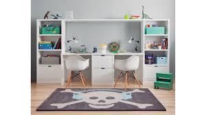 bureau enfant bureau enfant avec rangement et bibliothéque asoral so nuit