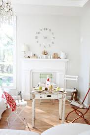 Shabby Chic Dining Room Wall Decor by Shabby Chic Wall With Natural Light Dining Room Traditional And