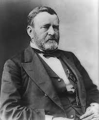 Ulysses S Grant Eighteenth President Of The United States Born 1822
