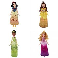 Disney Princess Classic Fashion Doll Series 2 Assorted BIG W
