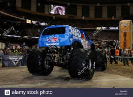 100 Mad Truck New Orleans LA USA 20th Feb 2016 Scientist Monster Truck In
