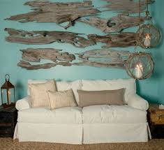 Coastal Home 10 Ways To Add Texture Your Space More Driftwood Wall Decor