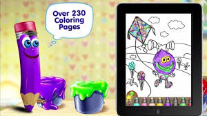 Best Free Kids Coloring Book Apps To Improve Skills