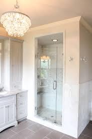 Narrow Master Bathroom Ideas by Best 10 Shower No Doors Ideas On Pinterest Bathroom Showers