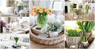 Decorations Decor Ideas Brunch Best Flowers And Floral Arrangements Spring Centerpieces For Tables Easter