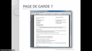 Dossier De Location Le Secret De La Page De Garde