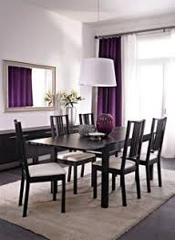 Ikea Dining Room Table by A Bjursta Round Extendable Table Makes The Conversation Cozy No