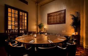 Luxury Private Dining Room At Hawksmoor Edinburgh