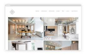 Home Design Exles 10 Interior Design Portfolio Website Exles We