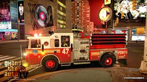 100 Gta Iv Fire Truck Mods Grand Theft Auto IV FDLCFDNY Day 43 With The Fire Department