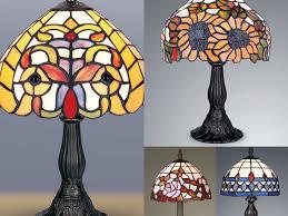 Qvc Tiffany Lamps Uk by Glass Lamps Stunning Tiffany Style Lamps Tiffany Lamps Best