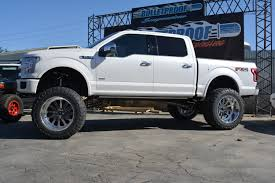 Ford Truck Lifted. Perfect Lifted Ford Truck At Our Custom Truck ...